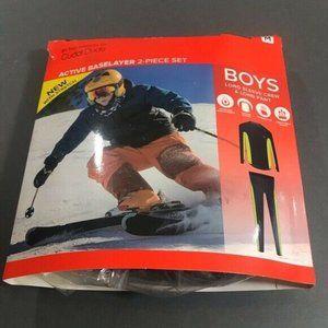 Cuddl Duds Boys Baselayer Thermal Underwear Set